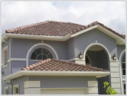 metal roofing that looks like clay tile tiles home design