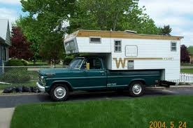 1974 Winnebago Indian 10.5 Truck Camper - Good Old RVs Design And Cstruction Of A Custom Built Slidein Cabover Truck Camper Modification 30 For Thirty Trailer Campers Slide On At Dynamic Feature Earthcruiser Gzl Recoil Offgrid Eureka Inn Slidein Camper Archives The Fast Lane One Guys Project Meets Truck Ideas That Can Make Pickup Campe Unique Small In 7th And Pattison 10 Trailready Remotels