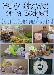 amusing diy baby shower decorations on a budget 60 with additional