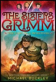 Sisters Grimm The Fairy Tale Detectives