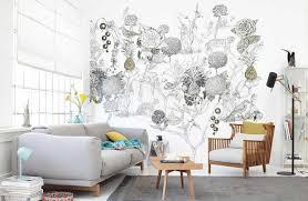 für wand und sofa aktuelle stoff und tapetentrends
