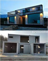 104 Container Homes Luxury House Located South Korea Living In A House Australia House Plans