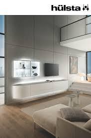 hülsta navis wohnwand modern hülsta wohnzimmer wohnwand