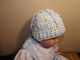 Crochet Gorro De Trenzas Para Bebe