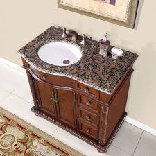 Decolav Sinks Home Depot by Decolav Briana 30 Inch Slate Finish Bathroom Vanity Solid Wood