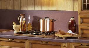 choix credence cuisine crédence en cuivre critères de choix pose et entretien ooreka