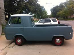 100 Econoline Truck Spotted 60s Ford Pickup Cars
