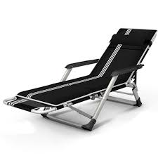 Amazon.com : Erru Folding Patio Chaise Lounge Chair, Portable ... Fniture Folding Outdoor Chaise Lounge Chairs Black Chair Home Design Ideas Inspiring Adjustable Patio From Allen Roth Alinum Stackable At Zero Gravity Recliner Pool Yard Beach New Light Portable Amanda Best Of Costway Mix Brown Rattan Side Wood With Arms Outsunny Sears Marketplace