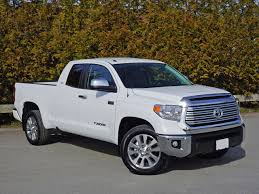 2015 Toyota Tundra Double Cab 5.7 Limited Tech 4x4 Road Test Review ...