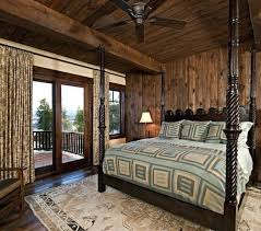 Lodge Style Window Treatments