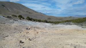 Dugway Geode Beds by Rockhounding Utah According To Me