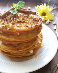 Pumpkin Pancakes W Bisquick by Pumpkin Spice Pancakes 3 Yummy Tummies