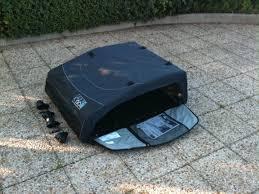 coffre de toit roady coffre de toit roady 350 hapro gris argenté hapro in coffre de