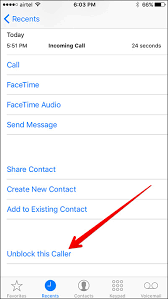 How to Block Calls Messages and FaceTime on iPhone