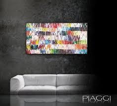 Shimm R Mosaic Contemporary Glass Wall Art Panel