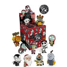 Nightmare Before Christmas Bath Toy Set by Nightmare Before Xmas Apollobox