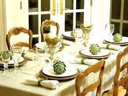 Thanksgiving Table Decorations Dining Room Ideas Elegant Formal Dinner Decorating Thanksgiv