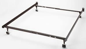 Metal bed rails metal frame queen bed rails