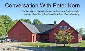 Conversation With Peter Korn by Robert W Lang PDF