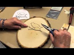 wood burning for beginners youtube