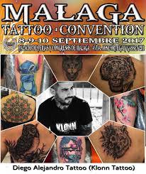 Diego Alejandro Tattoos Diego Alejandro On Malagatattooconvention