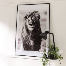 cadre lila 60 x 80 cm noir leroy merlin