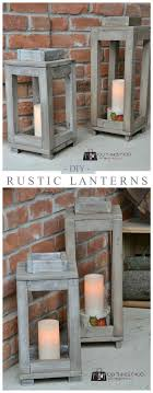 DIY Wood Lantern | Pottery, Barn And Tutorials Pb Inspired Trunk Bedside Table Makeover Girl In The Garage Darby Entryway Bench Pottery Barn Samantha Diy 3d Wall Art This Is Our Bliss Best 25 Barn Inspired Ideas On Pinterest Woman Real Lifethe Of Everyday Kitchen Island By Diy Kitchen Island Coffe Fresh Coffee Home Decoration Clock Noel Sign Knock Off Christmas Mirror Knockoff Project