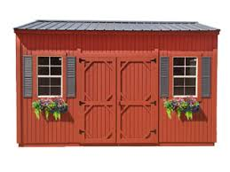 Pre Built Sheds Canton Ohio by Our Buildings