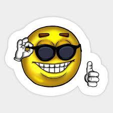 Sunglasses Thumbs Up Meme