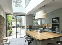 Striking Kitchen Dining Room Extension Plans Open Plan Design Rubume