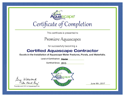 2017-Certificate-Premiere-Aquascapes - Premiere Aquascapes Mongolian Basalt Columns Set Of 3 Landscape Fountain Kit The Pond Guy Greg Wittstock Aquascape Founder Fire Fountains Inc Company Saint Charles Il Aqua Video Facebook Youtube Designs For Your Aquarium Room Fniture Filters And Filter Systems Archives Bjl Aquascapes Colts Neck New Jersey Unlimited Cci Client For A Eclectic With Contractor