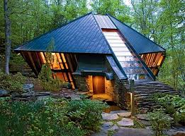15 modern forest homes that ll take you close to nature in pictures