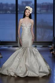 Luxury Wedding Dresses By Ines Di Santo A View Of The Spring Summer Couture Collection From Dress Designer
