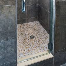 essential water management in tiled showers schluter