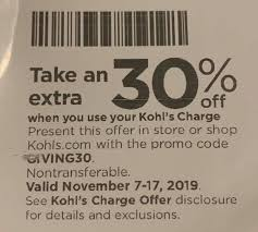 Kohls Promo Codes Discount Code - Home | Facebook