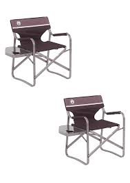 Amazon.com: Coleman Deck Chair With Folding Table (Pack Of 2 ... Outsunny Folding Zero Gravity Rocking Lounge Chair With Cup Holder Tray Black 21 Best Beach Chairs 2019 The Strategist New York Magazine Selecting The Deck Boating Hiback Steel Bpack By Rio Sea Fniture Marine Hdware Double Wide Helm Personalised Printed Branded Uk Extrawide Mesh Chairs Foldable Alinum Sports Green Caravan Blue Xl Suspension Patio Titanic J And R Guram Choice Products 2person Holders Tan