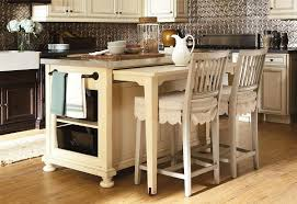 Movable Kitchen Island Ideas With Slide Out Table — Roswell