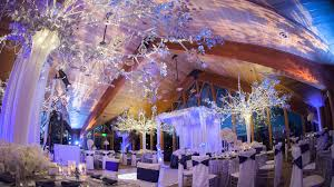 Awasome Winter Wonderland Wedding