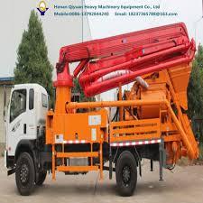 100 Concrete Pump Truck For Sale China Junjin Concrete Pump Truck For Sale Alibaba Dump