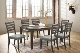 Aubery Dining Room Set (5PC)