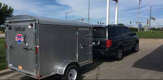 100 Truck Rental Durham Nc Loanables5x8 Enclosed Trailer W Located In Beaverton OR