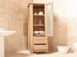 slim bath cabinet small white cupboard for bathroom wooden