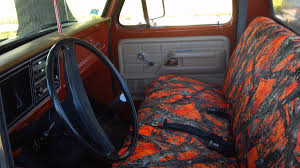Bench Seat Covers For Chevy Trucks Saddle Blanket Front Bench Seat ...