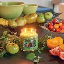 Tomato Vine Medium Glass Jar Limited Edition
