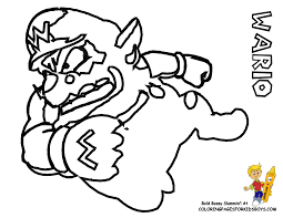 Full Size Of Coloring Pagewario Page Exquisite Pages 112 Super Mario At Book Large