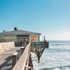 Ocean Deck Restaurant In Daytona Beach Florida by Daytona Beach Dining 6 Best Seafood Shacks U2013 Out Of The Blue