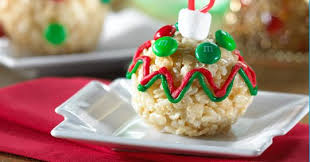 Rice Krispie Christmas Tree Pops by Christmas Rice Krispie Treat Ideas