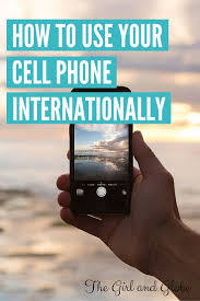 An international plan like T Mobile s is a great option for a frequent traveler