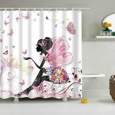 badzubehör textilien kreative badezimmer duschvorhang