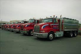 100 First Fleet Trucking Our Trucks Gleeson Cox